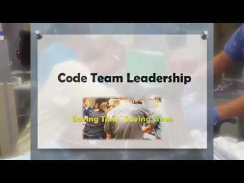 Cardiac Arrest and Code Team Leadership