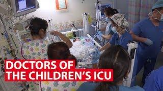 Doctors of The Children's ICU | Inside the Children's ICU | CNA Insider