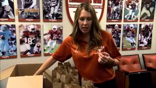 Football profile: Sports Dietitian Amy Culp [Nov. 14, 2012]