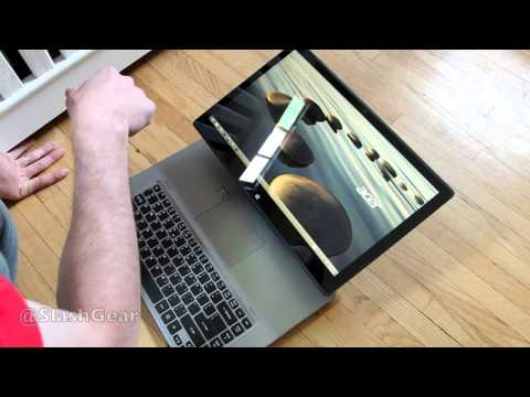 Acer Aspire R7 hands-on with Ezel Hinge
