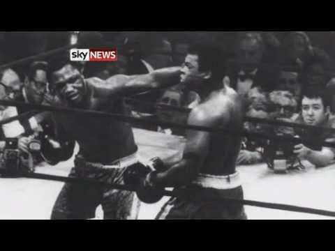 !!BOXING LEGEND 'JOE FRAZIER' DIES AFTER BATTLING LIVER CANCER!! R.I.P.