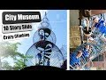 City Museum Review | Crazy | 10 Story Slide - #1 Best Place to Go in St. Louis