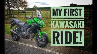 2017 Kawasaki Versys 1000 Review