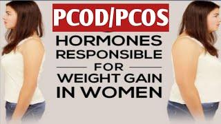 Hormonal Imbalance & Weight Gain in Women