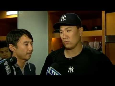 Masahiro Tanaka discusses Yankees' frustrating 2-1 loss to Red Sox