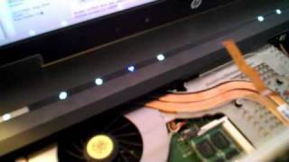 HP Elitebook 8740w Buzzing Noise