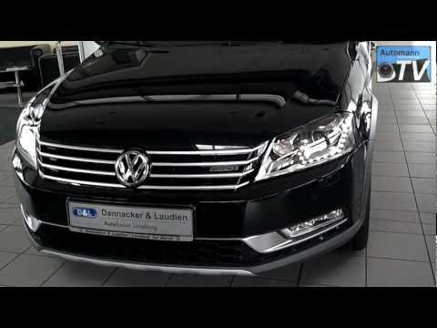2013 Passat Alltrack 2.0 TDI 4Motion (FULL HD - 1080p)