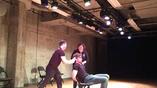 """""""James Bond"""" - 301 Views Sketch Comedy at the 2018 LIT Comedy Festival in Washington, DC"""