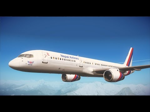 [HD FSX] Nepal airlines