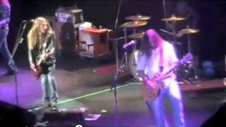 Blackberry Smoke - Up In Smoke with Lyrics