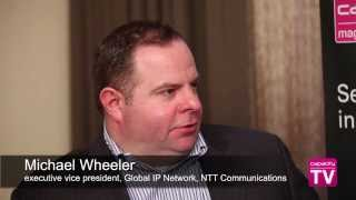 NTT Com's Position on IP Transit
