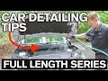 Car Detailing Tips YOU MUST KNOW: Full Length Training Series MP3