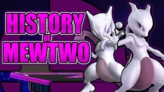 The History of Mewtwo in Super Smash Bros!