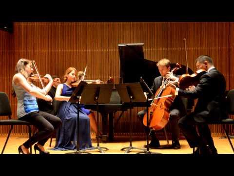 Dvorak Piano Quintet in A Major Op 81 - Mvt 1