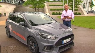 Test: Ford Focus RS mit 350 PS