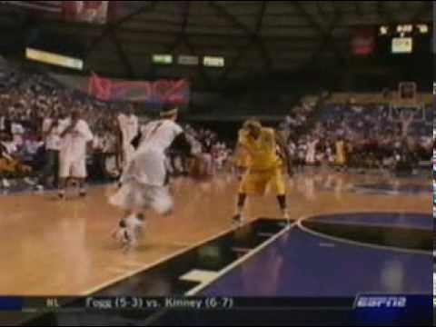 Смешной Баскетбол!!!