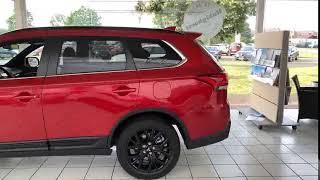 Mitsubishi Outlander Active+ 2.0 2WD Automatik CVT  von Autohaus Habighorst GmbH & Co.