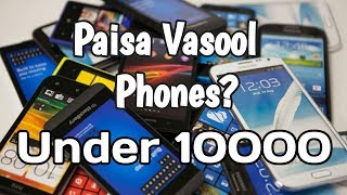 BEST PHONES UNDER 10000 RUPEES - November 2018