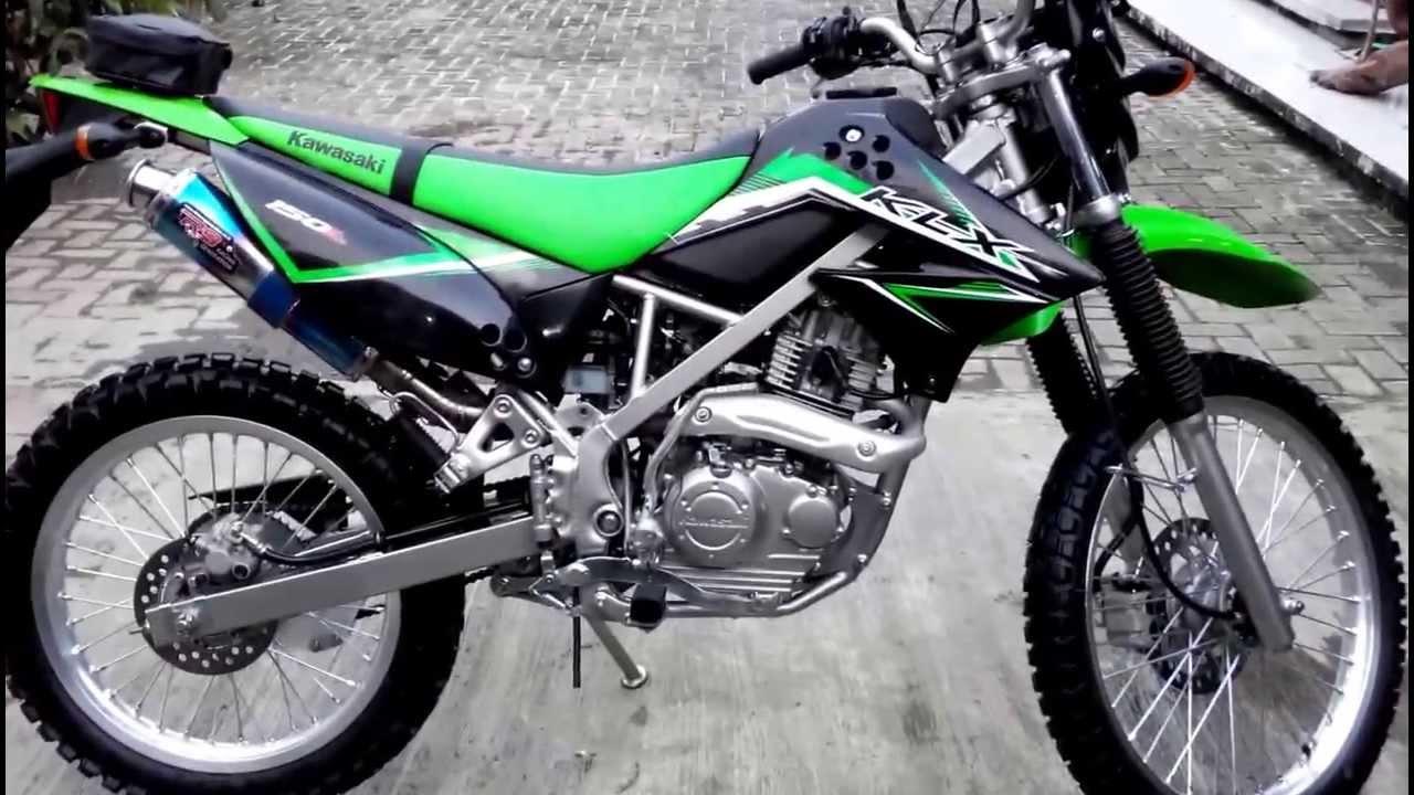 Kawasaki Klx  Mods