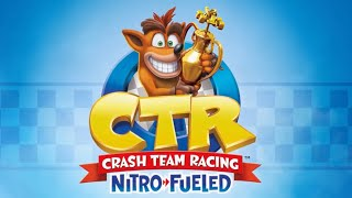 Crash Team Racing Nitro-Fueled Reveal Trailer | The Game Awards 2018