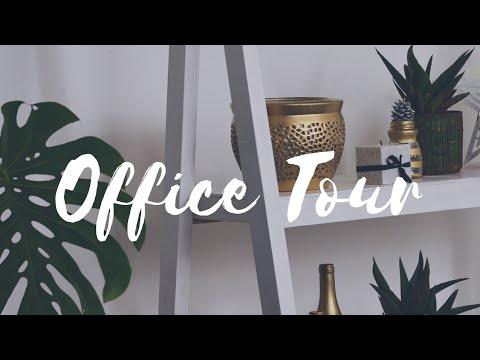 MY OFFICE/STUDIO TOUR!