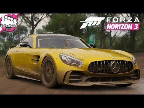 FORZA HORIZON 3 #284 - Der neue AMG GT-R(ally) - DWIF - Let's Play Forza Horizon 3