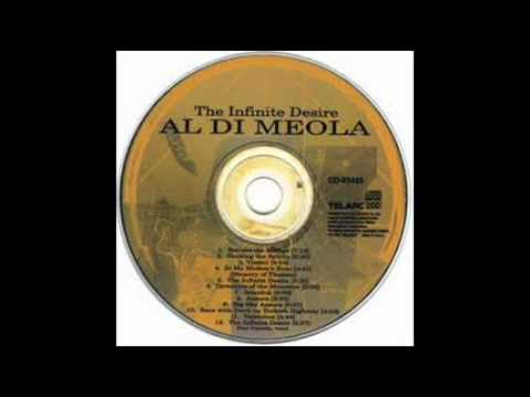 Al Di Meola - Invention Of The Monsters