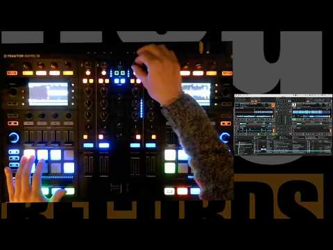 Traktor S8 Session - 14 Tracks / 20 Minutes House and House Story Fast Mix by Max Porcelli
