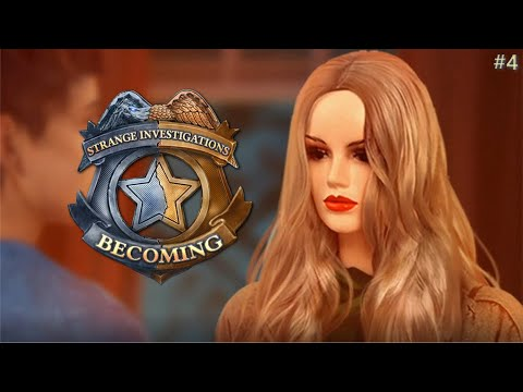 Strange Investigations: Becoming #4 - Besessen (Let`s Play)