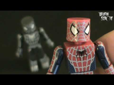 Toy Spot - Spiderman 3 Minimates Wizard Debut 2 pack
