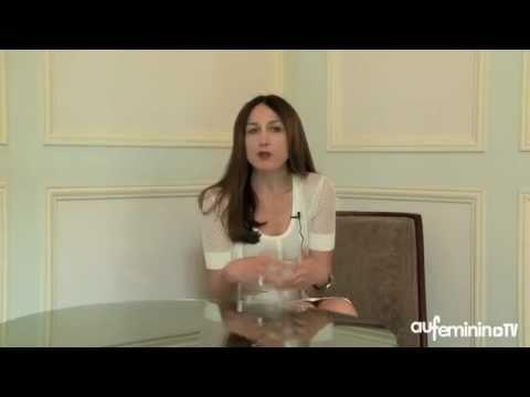 Interview Elsa Zylberstein pour Un Baiser Papillon (2011)