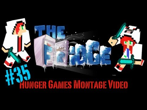 | A New Adventure |  The Fridge Server: Minecraft Hunger Games Montage Ep. 35