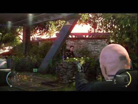 Hitman Absolution Gameplay
