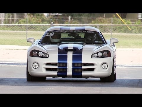 Tejano Turbo - 1250hp Twin Turbo Viper