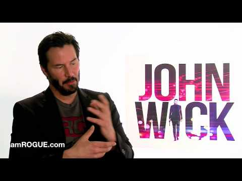 Keanu Reeves Talks 'John Wick'