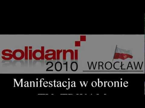 Zapowiedź Wrocławskiego Marszu W Obronie Wolnych Mediów