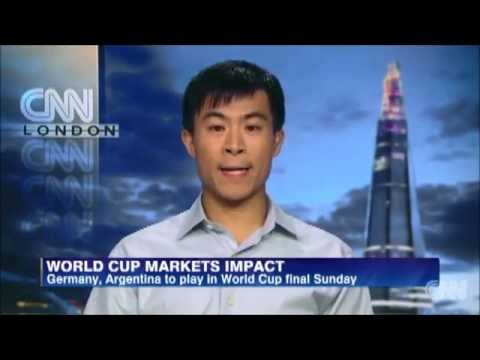 The Effect of the 2014 World Cup on Stock Markets - Alex Edmans and CNN's Richard Quest