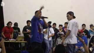Rap Titan/ MCs 1vs1/ Octavos/ Asesino de Versos vs Jota