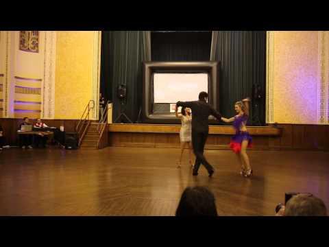 Rodrigo Delano, Lucia Kubasova & Melissa Jane | 2014 Sydney International Zouk Festival