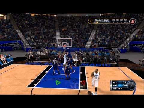 NBA 2K12 | Online Team up Match - LIVE