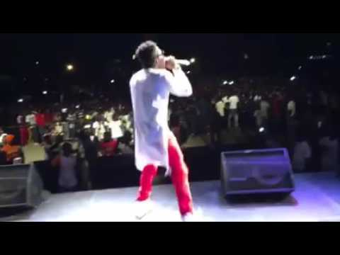 VIDEO: Shatta Wale performance at Joy Daddy Youth Party music videos 2016
