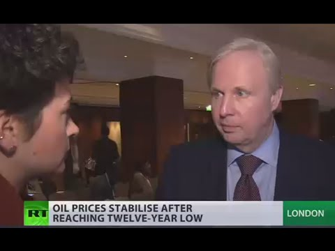'Oil prices will be choppy & volatile in 2016' – BP Chief at Intl Petroleum Week