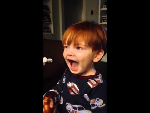 Finn Impersonates Animals