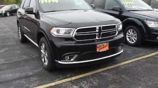 2014 Dodge Durango Limited SUV Black for sale Dayton Troy Piqua Sidney Ohio Dealer | 26868T