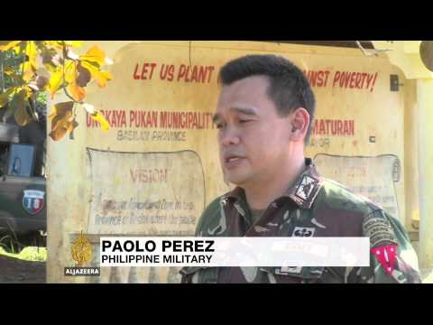Rebels recruiting child soldiers in southern Philippines