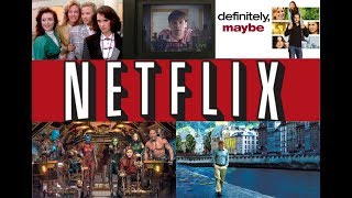 Top Ten Comedy Movies on Netflix (Spring 2018)