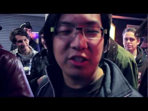 FREDDIE WONG AND BRANDON LAATSCH