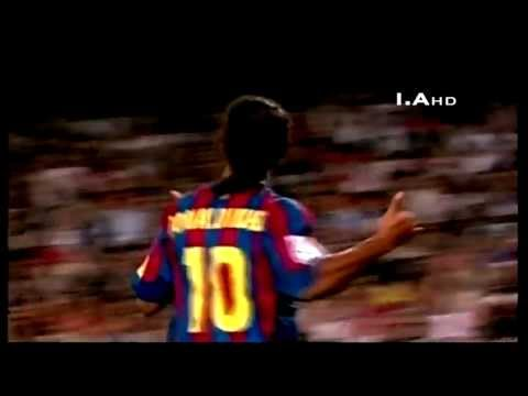 Ronaldinho Skills 2003-2011 Hd video