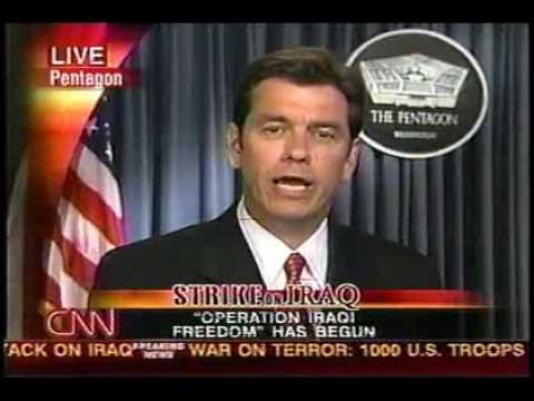 The iraq invasion archive chris plante from pentagon youtube for Plante 42 chris