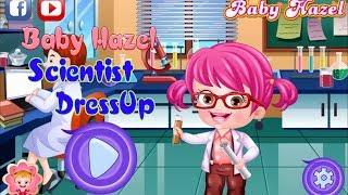 Scientist Dress Up Game | Fun Game Videos By Baby Hazel Games